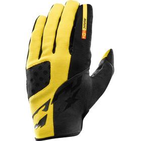 Mavic Crossmax Pro Bike Gloves Men yellow/black